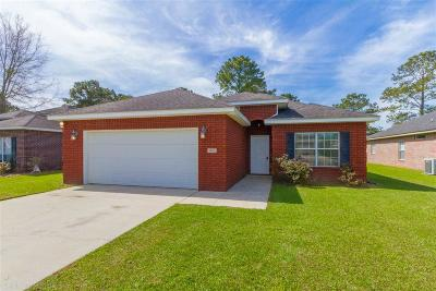 Gulf Shores Single Family Home For Sale: 6963 Summerset Drive