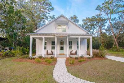 Fairhope Single Family Home For Sale: 405 Grand Avenue