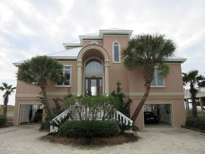 Gulf Shores Single Family Home For Sale: 6070 South Sea Circle