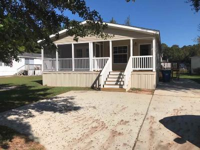 Gulf Shores Single Family Home For Sale: 5522 Lemontree Lane