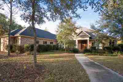 Fairhope Single Family Home For Sale: 317 Sand Bar Lane