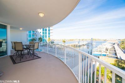 Orange Beach Condo/Townhouse For Sale: 27501 Perdido Beach Blvd #208