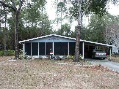 Lillian Single Family Home For Sale: 1765 Cristo Lp