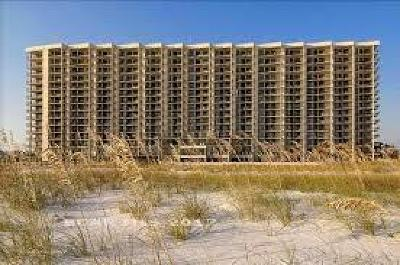 Condo/Townhouse For Sale: 24400 Perdido Beach Blvd #812