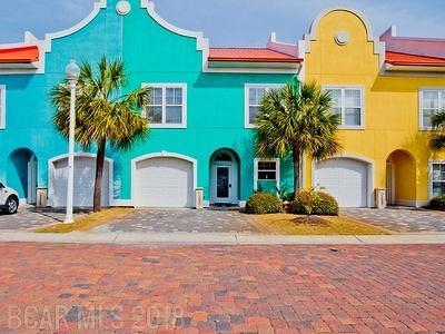 Perdido Key FL Single Family Home For Sale: $589,000