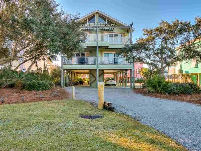 Gulf Shores, Orange Beach Condo/Townhouse For Sale: 1231 W Lagoon Avenue #A