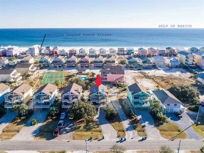 Gulf Shores Condo/Townhouse For Sale: 1231 W Lagoon Avenue #A & B