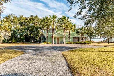 Orange Beach Single Family Home For Sale: 27231 Cove Dr