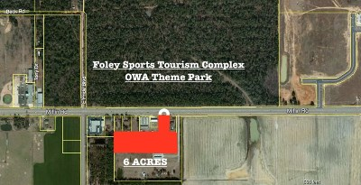 Foley Residential Lots & Land For Sale: Miflin Rd