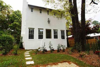 Fairhope Single Family Home For Sale: 357 Satsuma Street