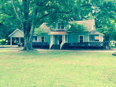 Foley Single Family Home For Sale: 1218 N Cedar Street