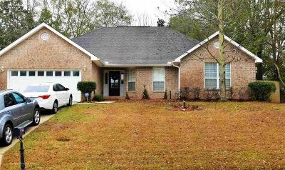 Loxley Single Family Home For Sale: 25560 Lakeland Drive