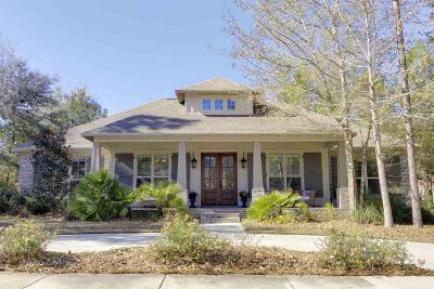 Fairhope Single Family Home For Sale: 445 Olde Lodge Blvd