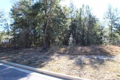 Fairhope AL Residential Lots & Land For Sale: $165,000