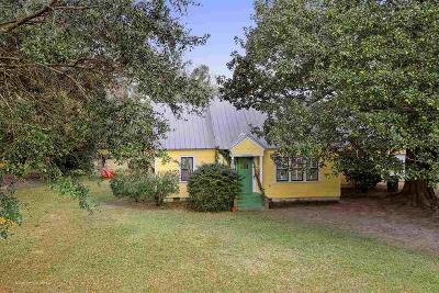 Foley Single Family Home For Sale: 19523 Underwood Road