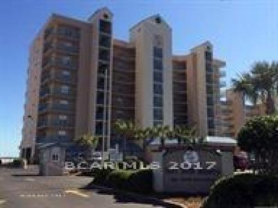 Gulf Shores, Orange Beach Condo/Townhouse For Sale: 965 W Beach Blvd #2806