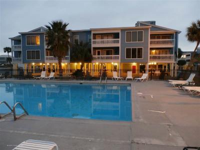 Gulf Shores Condo/Townhouse For Sale: 1872 W Beach Blvd #D 206