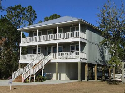 Gulf Shores, Orange Beach Single Family Home For Sale: 5 Claudette Circle