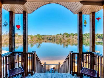 Fairhope Single Family Home For Sale: 15166 River Road