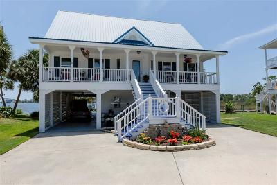 Orange Beach Single Family Home For Sale: 4146 Harbor Road