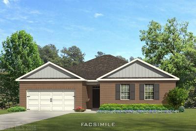 Daphne Single Family Home For Sale: 67 Ogilvy Court #67