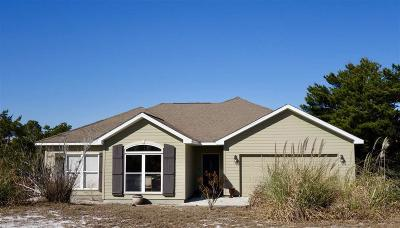 Orange Beach Single Family Home For Sale: 31345 Oak Drive