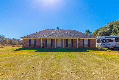 Elberta Single Family Home For Sale: 24290 Miflin Rd