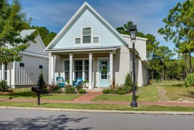 Gulf Shores, Orange Beach Single Family Home For Sale: 2624 Arcadia Street