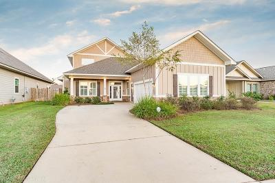 Daphne Single Family Home For Sale: 24550 Alex Court