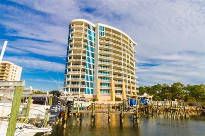 Orange Beach Condo/Townhouse For Sale: 28250 Canal Road #207