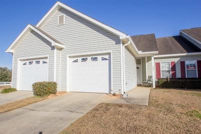 Bon Secour, Daphne, Fairhope, Foley, Magnolia Springs Condo/Townhouse For Sale: 2651 S Juniper St #1201