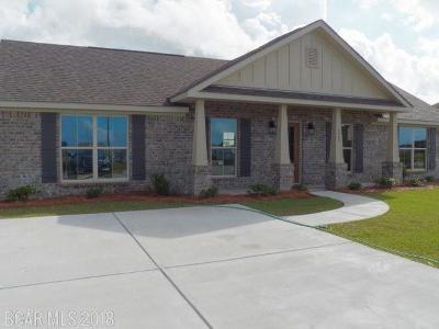 Foley Single Family Home For Sale: 8966 Lockridge Road