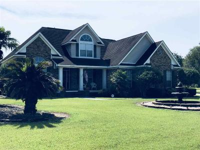 Foley Single Family Home For Sale: 14548 Oak Hill Dr