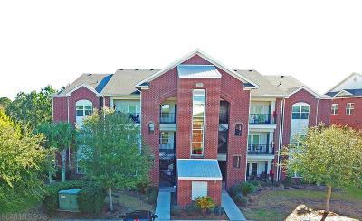 Gulf Shores Condo/Townhouse For Sale: 20050 E Oak Rd #3312