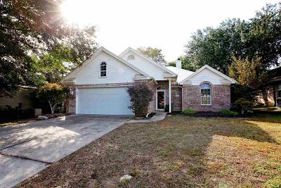 Orange Beach Single Family Home For Sale: 4305 Harbor Cove Dr