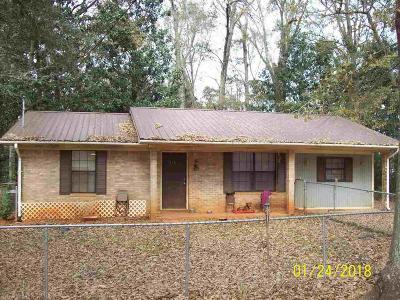 Foley Single Family Home For Sale: 216 W Spruce Av