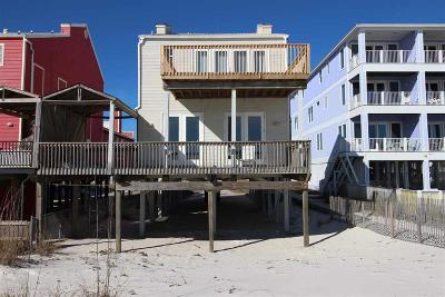 Gulf Shores Single Family Home For Sale: 1221 W Beach Blvd