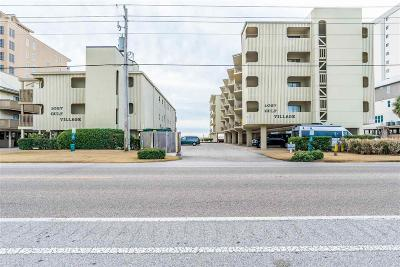 Gulf Shores Condo/Townhouse For Sale: 1027 W Beach Blvd #411