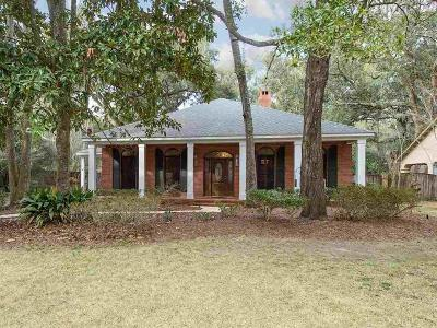 Daphne Single Family Home For Sale: 6513 Jackson Oak Drive