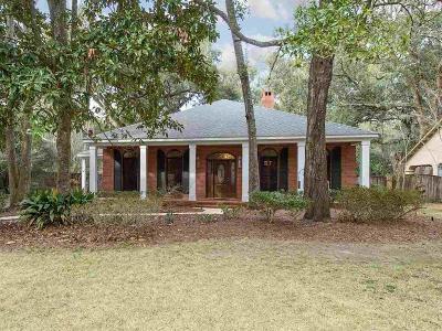 Daphne Single Family Home For Sale: 6513 Jackson Oak Drive