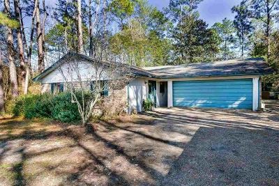 Elberta Single Family Home For Sale: 9292 Hammock Rd