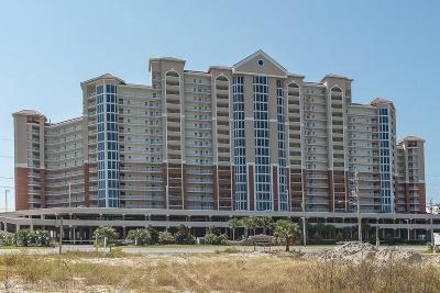 Gulf Shores Condo/Townhouse For Sale: 455 E Beach Blvd #1015