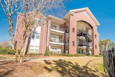 Gulf Shores Condo/Townhouse For Sale: 20050 E Oak Rd #1606