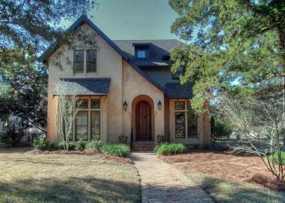 Fairhope Single Family Home For Sale: 100 Morphy Avenue