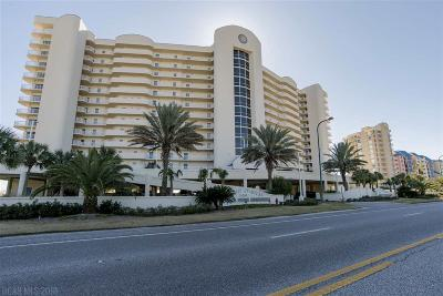 Condo/Townhouse For Sale: 26200 Perdido Beach Blvd #708