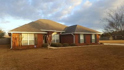 Fairhope Single Family Home For Sale: 136 Pemberton Loop
