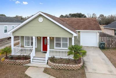 Foley Single Family Home For Sale: 8899 Allay Lane