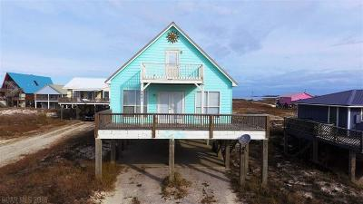 Gulf Shores Single Family Home For Sale: 3451 Ponce De Leon Court