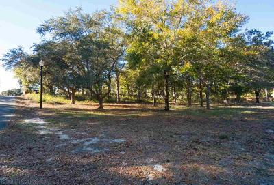 Gulf Shores Residential Lots & Land For Sale: 316 Hilltop Drive