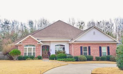 Fairhope Single Family Home For Sale: 8806 Lakeview Drive